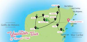 yucatan adventure tour